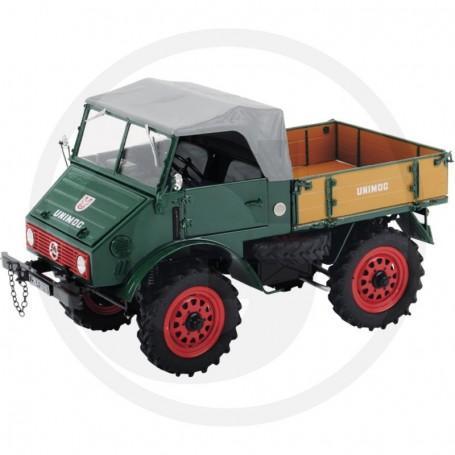Schuco MB Unimog 401