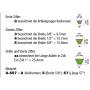 KETTŐS-V-SZÍJ standard Hajtószíj tip. 4 - 12.7 x 2845 8-364