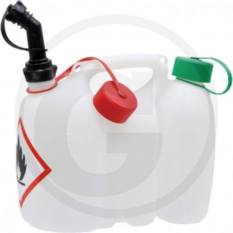 Kombinált Üzemanyag kanna