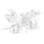 Castelgarden EL-ELM 63 Kerékhajtás Ékszíj 35061406