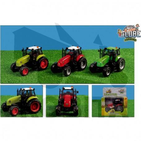 Kids-Globe Traktor